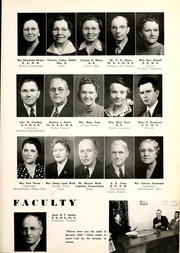 Page 13, 1942 Edition, Tennessee Wesleyan College - Nocatula Yearbook (Athens, TN) online yearbook collection