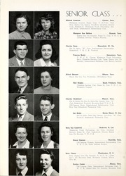 Page 16, 1943 Edition, Tennessee Wesleyan College - Nocatula Yearbook (Athens, TN) online yearbook collection