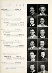 Page 17, 1943 Edition, Tennessee Wesleyan College - Nocatula Yearbook (Athens, TN) online yearbook collection