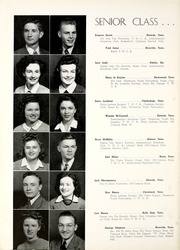 Page 18, 1943 Edition, Tennessee Wesleyan College - Nocatula Yearbook (Athens, TN) online yearbook collection