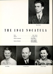 Page 32, 1943 Edition, Tennessee Wesleyan College - Nocatula Yearbook (Athens, TN) online yearbook collection