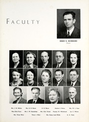 Page 13, 1944 Edition, Tennessee Wesleyan College - Nocatula Yearbook (Athens, TN) online yearbook collection