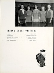 Page 15, 1944 Edition, Tennessee Wesleyan College - Nocatula Yearbook (Athens, TN) online yearbook collection