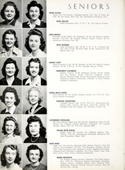 Page 16, 1944 Edition, Tennessee Wesleyan College - Nocatula Yearbook (Athens, TN) online yearbook collection