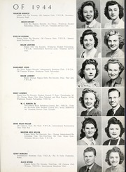 Page 17, 1944 Edition, Tennessee Wesleyan College - Nocatula Yearbook (Athens, TN) online yearbook collection