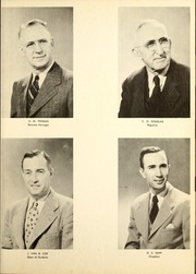 Page 15, 1948 Edition, Tennessee Wesleyan College - Nocatula Yearbook (Athens, TN) online yearbook collection