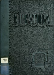 Page 1, 1953 Edition, Tennessee Wesleyan College - Nocatula Yearbook (Athens, TN) online yearbook collection