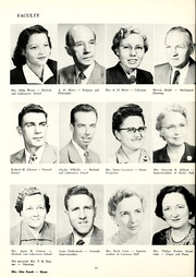 Page 16, 1953 Edition, Tennessee Wesleyan College - Nocatula Yearbook (Athens, TN) online yearbook collection
