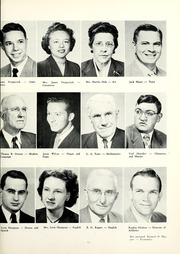 Page 17, 1953 Edition, Tennessee Wesleyan College - Nocatula Yearbook (Athens, TN) online yearbook collection