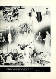 Page 9, 1953 Edition, Tennessee Wesleyan College - Nocatula Yearbook (Athens, TN) online yearbook collection