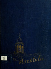Page 1, 1955 Edition, Tennessee Wesleyan College - Nocatula Yearbook (Athens, TN) online yearbook collection