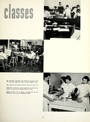Page 13, 1955 Edition, Tennessee Wesleyan College - Nocatula Yearbook (Athens, TN) online yearbook collection