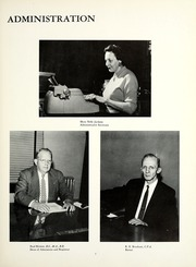 Page 11, 1958 Edition, Tennessee Wesleyan College - Nocatula Yearbook (Athens, TN) online yearbook collection