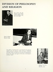 Page 13, 1958 Edition, Tennessee Wesleyan College - Nocatula Yearbook (Athens, TN) online yearbook collection