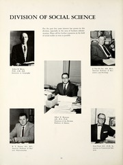 Page 14, 1958 Edition, Tennessee Wesleyan College - Nocatula Yearbook (Athens, TN) online yearbook collection