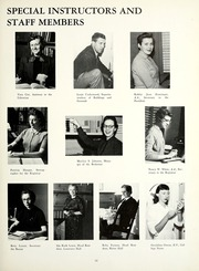 Page 17, 1958 Edition, Tennessee Wesleyan College - Nocatula Yearbook (Athens, TN) online yearbook collection