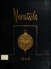 Page 1, 1960 Edition, Tennessee Wesleyan College - Nocatula Yearbook (Athens, TN) online yearbook collection