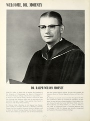Page 6, 1960 Edition, Tennessee Wesleyan College - Nocatula Yearbook (Athens, TN) online yearbook collection