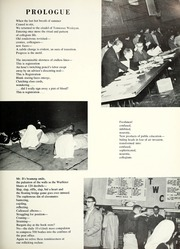 Page 11, 1962 Edition, Tennessee Wesleyan College - Nocatula Yearbook (Athens, TN) online yearbook collection