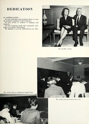 Page 9, 1962 Edition, Tennessee Wesleyan College - Nocatula Yearbook (Athens, TN) online yearbook collection