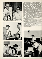 Page 10, 1964 Edition, Tennessee Wesleyan College - Nocatula Yearbook (Athens, TN) online yearbook collection