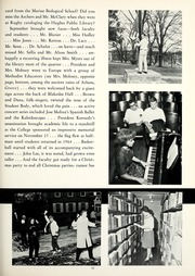 Page 17, 1964 Edition, Tennessee Wesleyan College - Nocatula Yearbook (Athens, TN) online yearbook collection