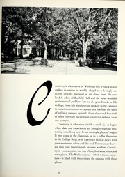 Page 9, 1964 Edition, Tennessee Wesleyan College - Nocatula Yearbook (Athens, TN) online yearbook collection