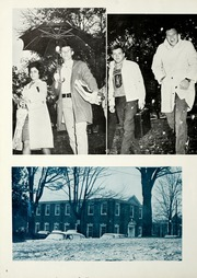 Page 10, 1967 Edition, Tennessee Wesleyan College - Nocatula Yearbook (Athens, TN) online yearbook collection