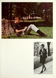 Page 13, 1968 Edition, Tennessee Wesleyan College - Nocatula Yearbook (Athens, TN) online yearbook collection