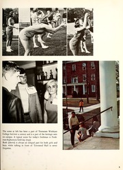 Page 9, 1969 Edition, Tennessee Wesleyan College - Nocatula Yearbook (Athens, TN) online yearbook collection