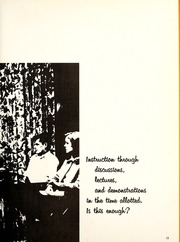 Page 17, 1970 Edition, Tennessee Wesleyan College - Nocatula Yearbook (Athens, TN) online yearbook collection