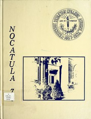 Page 1, 1978 Edition, Tennessee Wesleyan College - Nocatula Yearbook (Athens, TN) online yearbook collection