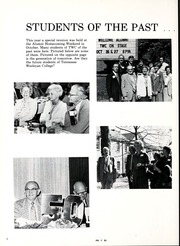 Page 6, 1980 Edition, Tennessee Wesleyan College - Nocatula Yearbook (Athens, TN) online yearbook collection