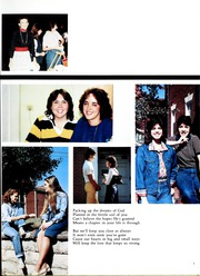 Page 7, 1984 Edition, Tennessee Wesleyan College - Nocatula Yearbook (Athens, TN) online yearbook collection