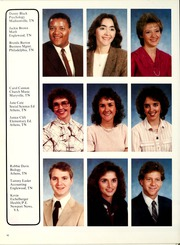 Page 14, 1985 Edition, Tennessee Wesleyan College - Nocatula Yearbook (Athens, TN) online yearbook collection