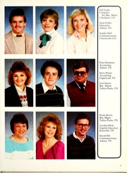 Page 15, 1985 Edition, Tennessee Wesleyan College - Nocatula Yearbook (Athens, TN) online yearbook collection