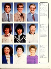 Page 17, 1985 Edition, Tennessee Wesleyan College - Nocatula Yearbook (Athens, TN) online yearbook collection