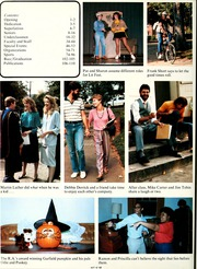 Page 6, 1985 Edition, Tennessee Wesleyan College - Nocatula Yearbook (Athens, TN) online yearbook collection