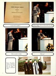 Page 8, 1985 Edition, Tennessee Wesleyan College - Nocatula Yearbook (Athens, TN) online yearbook collection