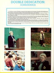 Page 6, 1987 Edition, Tennessee Wesleyan College - Nocatula Yearbook (Athens, TN) online yearbook collection