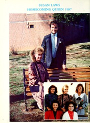Page 10, 1988 Edition, Tennessee Wesleyan College - Nocatula Yearbook (Athens, TN) online yearbook collection