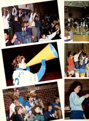 Page 12, 1988 Edition, Tennessee Wesleyan College - Nocatula Yearbook (Athens, TN) online yearbook collection