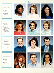 Page 16, 1988 Edition, Tennessee Wesleyan College - Nocatula Yearbook (Athens, TN) online yearbook collection
