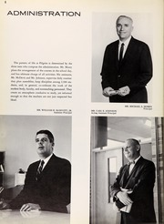 Page 10, 1965 Edition, Pilgrim High School - Heritage Yearbook (Warwick, RI) online yearbook collection