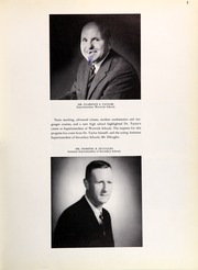 Page 11, 1965 Edition, Pilgrim High School - Heritage Yearbook (Warwick, RI) online yearbook collection