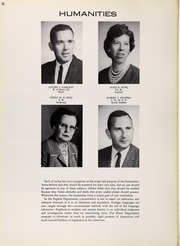 Page 14, 1965 Edition, Pilgrim High School - Heritage Yearbook (Warwick, RI) online yearbook collection