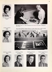 Page 15, 1965 Edition, Pilgrim High School - Heritage Yearbook (Warwick, RI) online yearbook collection