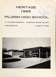Page 5, 1965 Edition, Pilgrim High School - Heritage Yearbook (Warwick, RI) online yearbook collection