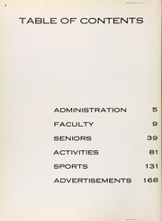 Page 8, 1965 Edition, Pilgrim High School - Heritage Yearbook (Warwick, RI) online yearbook collection