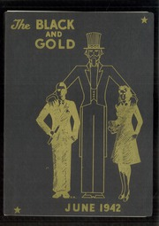 1942 Edition, Central High School - Black And Gold Yearbook (Providence, RI)